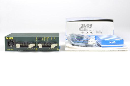 NAIS 入出力ユニット FP0-C16T