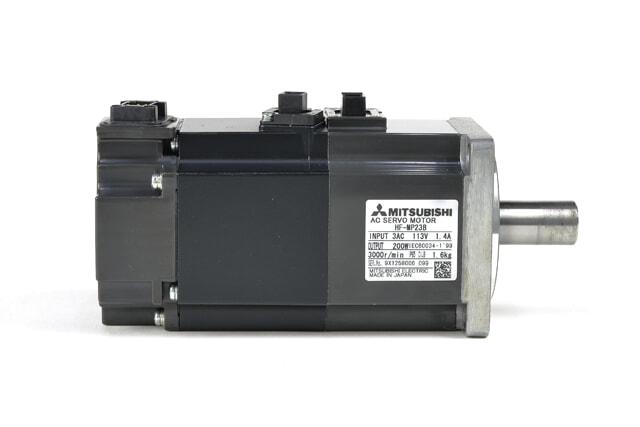 三菱 ブレーキ付きサーボモータ HF-MP23B