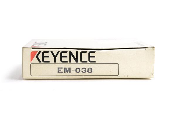 キーエンス アンプ中継型近接センサ EM-038