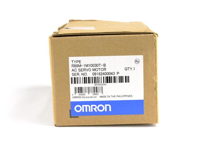 オムロン サーボドライバ R88M-1M10030T-B