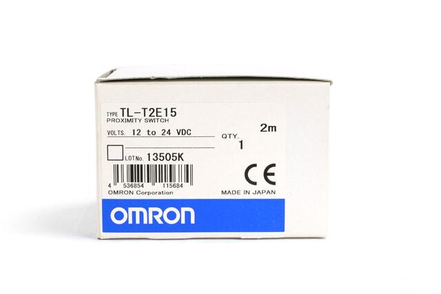 オムロン スリムタイプ近接センサ TL-T2E15