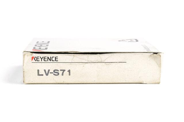 キーエンス 超小型デジタルレーザセンサ LV-S71