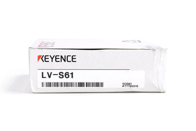 キーエンス 超小型デジタルレーザセンサ LV-S61 (付属品不足)