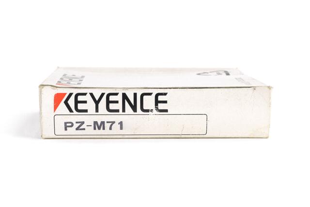 キーエンス アンプ内蔵型光電センサ PZ-M71