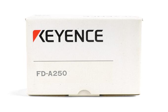 キーエンス アンプ分離型気体用流量センサ FD-A250