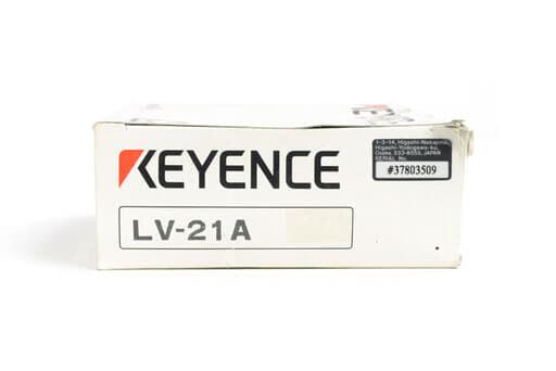 キーエンス デジタルレーザセンサアンプ LV-21A