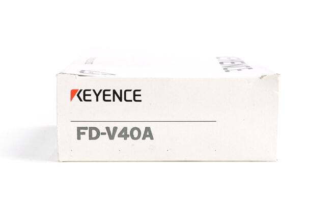 キーエンス アンプ分離型気体用流量センサ FD-V40A