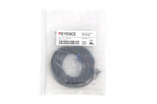 キーエンス 超小型アンプ内蔵型光電センサ PR-F51N3