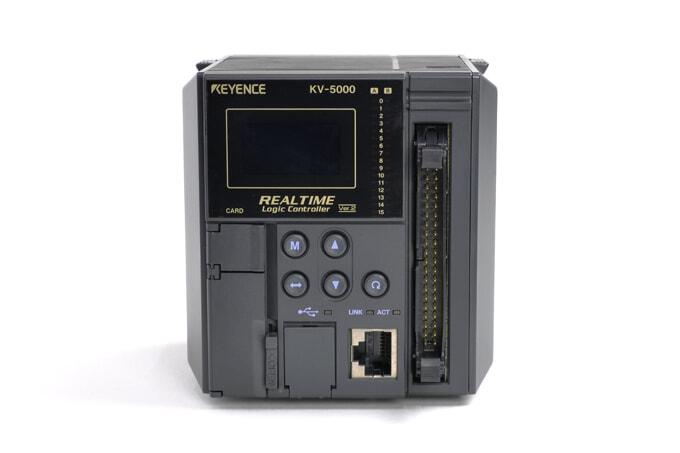 キーエンス CPUユニット KV-5000 (Ver.2)