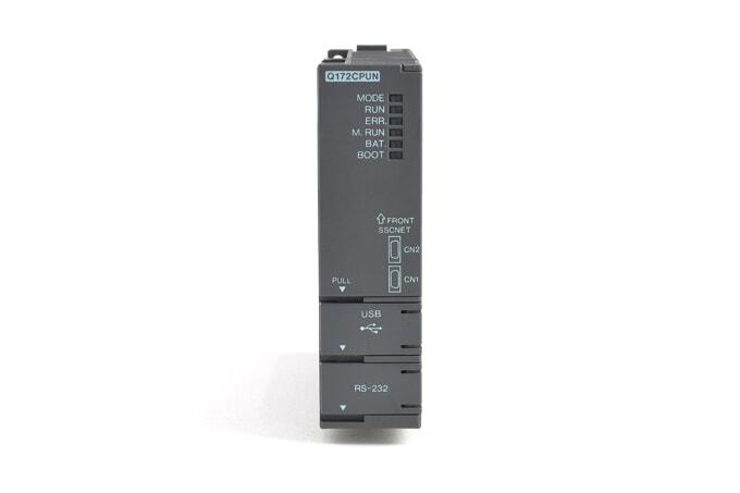 三菱 モーションCPUユニット Q172CPUN (SV22QC・VER300H)