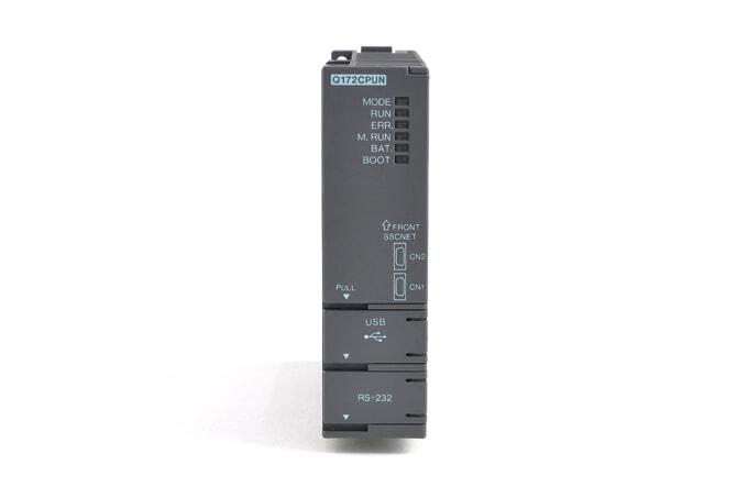 三菱 モーションCPUユニット Q172CPUN (SV13QD・VER300PU)