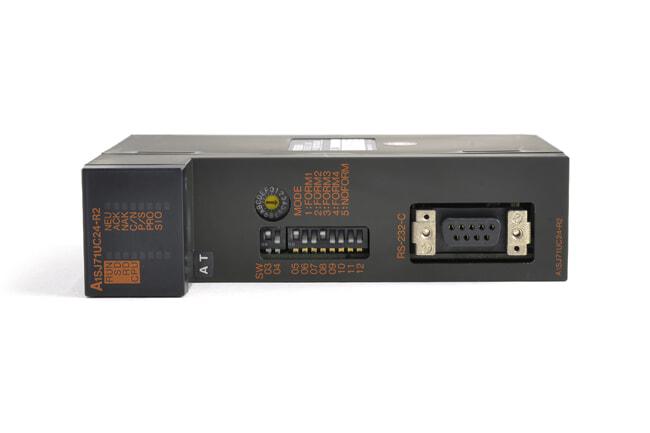 三菱 計算機リンクユニット A1SJ71UC24-R2 (97年5月製・AT)