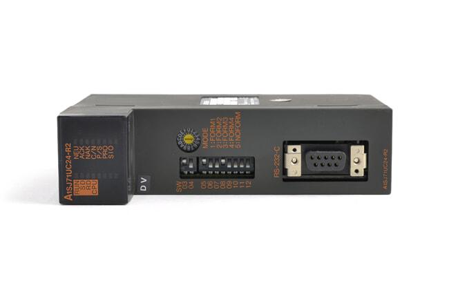 三菱 計算機リンクユニット A1SJ71UC24-R2 (03年4月製・DV)