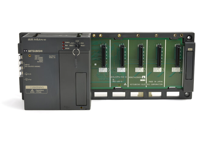 三菱 CPUユニット A1SJCPU-S3 (96年7月製・BB)