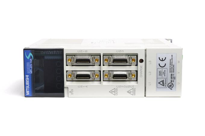 三菱 ACサーボアンプ MR-J2S-10A (電源ON累積時間32595h)