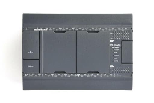 キーエンス プログラマブルコントローラ KV-N40AT (Ver.2)