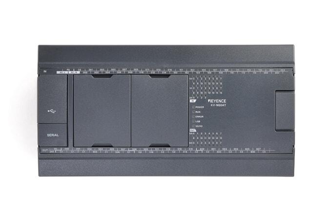 キーエンス プログラマブルコントローラ KV-N60AT (Ver.2)