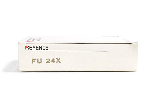 キーエンス ファイバユニット 反射型 FU-24X