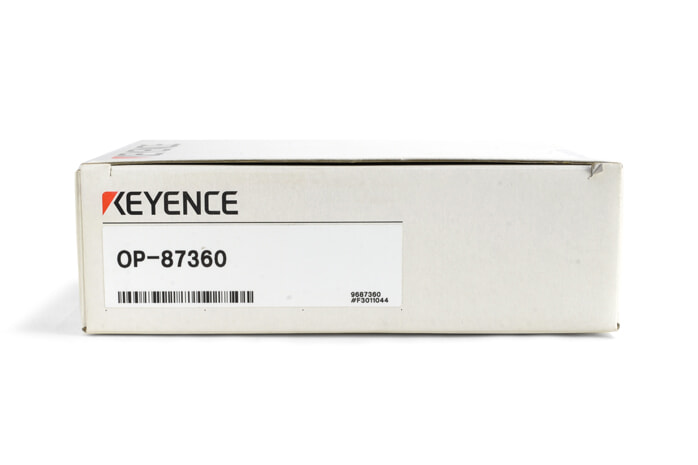 キーエンス Ethernetケーブル 5m OP-87360
