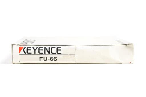 キーエンス ファイバユニット 反射型 FU-66