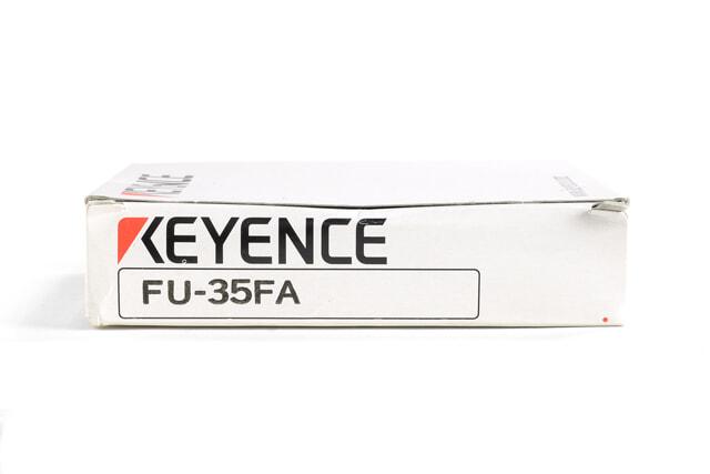 キーエンス ファイバユニット 反射型 FU-35FA