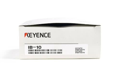 キーエンス 透過型レーザ判別センサヘッド IB-10