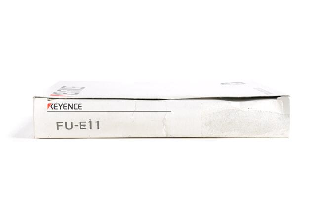 キーエンス ファイバユニット 透過型 FU-E11