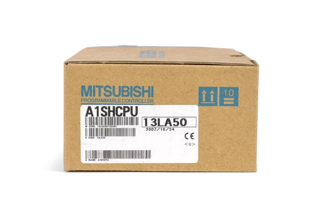 三菱 CPUユニット A1SHCPU (07年10月製)