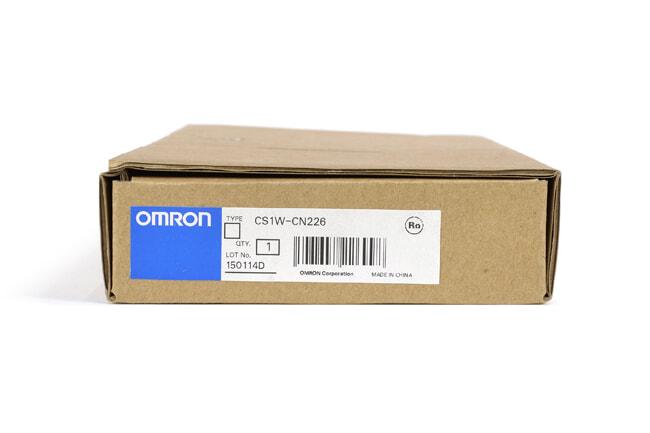 オムロン 接続ケーブル CS1W-CN226