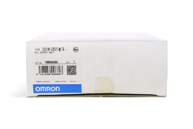 オムロン トランジスタ出力ユニット CS1W-OD212 (10年6月製)