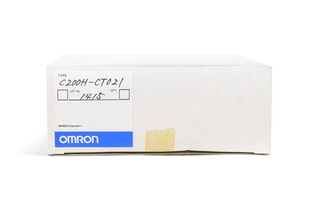 オムロン 高速カウンタユニット C200H-CT021 (05年1月製)