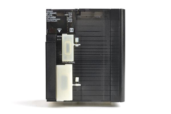 オムロン CPUユニット CJ1G-CPU42H (03年12月製)