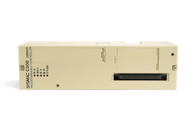 オムロン CPUユニット C500-CPU11 (87年10月製)
