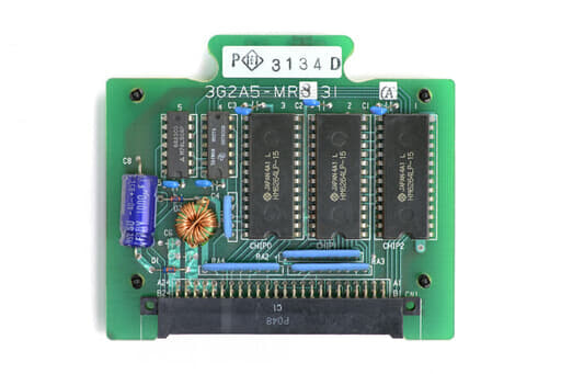 オムロン メモリユニット C500-MR831 (84年3月製)