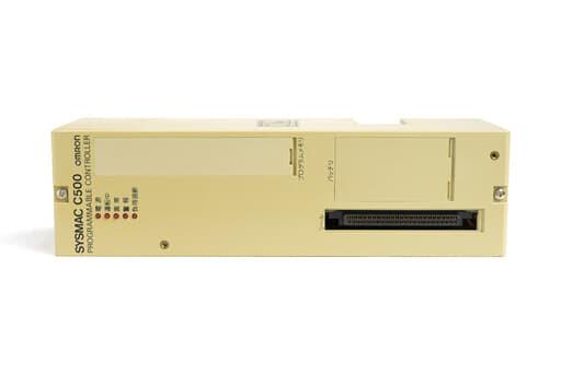オムロン CPUユニット C500-CPU11 (84年5月製)