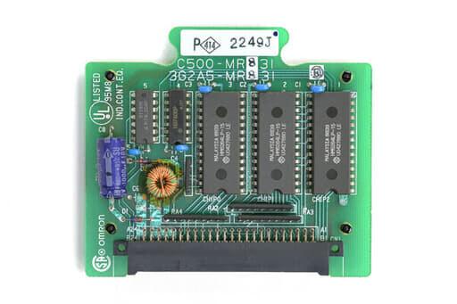 オムロン メモリユニット C500-MR831 (99年4月製)