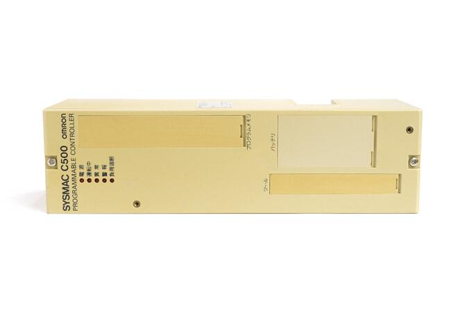 オムロン CPUユニット C500-CPU11-V1 (99年6月製)