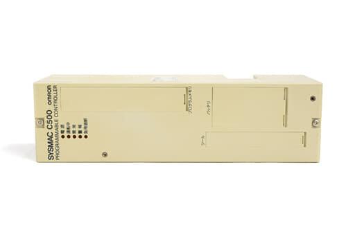 オムロン CPUユニット C500-CPU11-V1 (00年9月製)