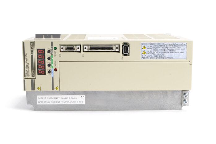 オムロン ACサーボドライバ R88D-WT20H (ソフトVer003C)