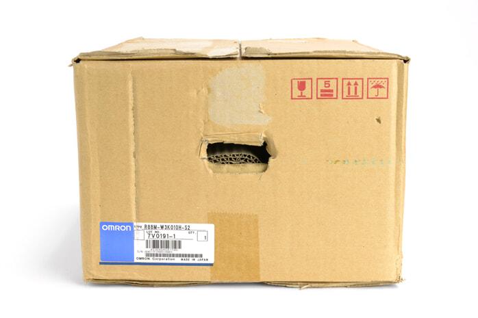 オムロン ACサーボモータ R88M-W3K010H-S2