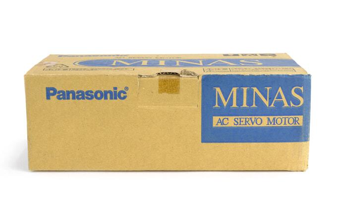 パナソニック ACサーボモータ MSMD042S1S