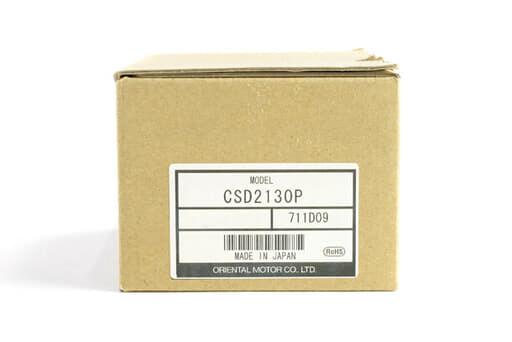 オリエンタルモーター ステッピングモーター用ドライバ CSD2130P