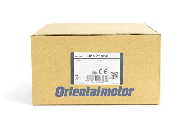 オリエンタルモーター ステッピングモーターとドライバのセット CMK256BP