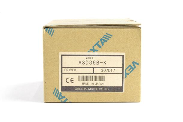 オリエンタルモーター αSTEP用ドライバ ASD36B-K