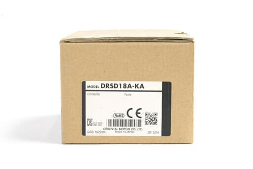 オリエンタルモーター 電動アクチュエータ用ドライバ DRSD18A-KA