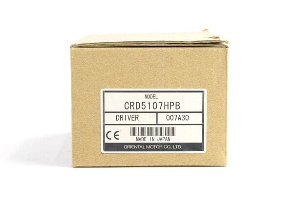 オリエンタルモーター ステッピングモーター用ドライバ CRD5107HPB
