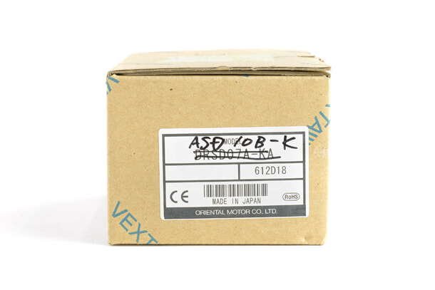 オリエンタルモーター αSTEP用ドライバ ASD10B-K