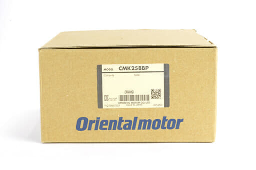 オリエンタルモーター ステッピングモーターとドライバのセット CMK258BP