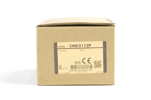 オリエンタルモーター ステッピングモーター用ドライバ CMD2112P