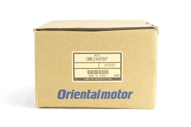 オリエンタルモーター ステッピングモーターとドライバのセット CMK246PBP